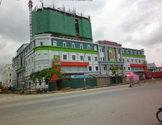Công trình Novotel – Sun group – TP Đà Nẵng